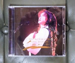 昨年発売されたコンサートリクエストCD