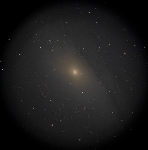アンドロメダ大星雲は収まりきらず・・・・