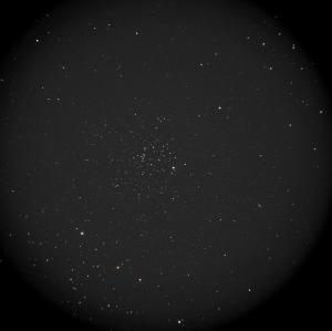 散開星団M52もちょうといいサイズです