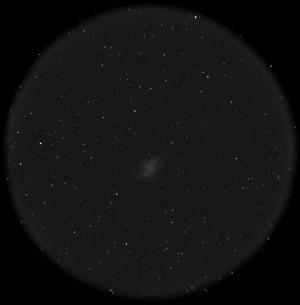 かに星雲も撮影してみました